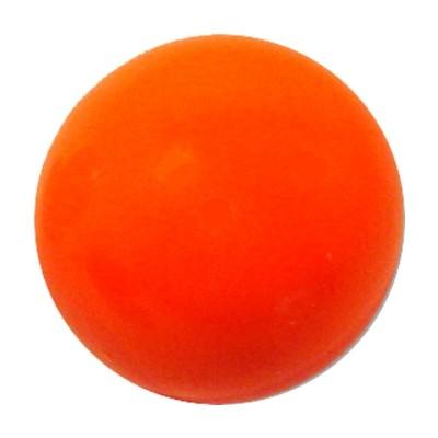 But orange